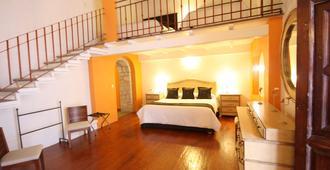丹盧卡斯卡索納酒店 - 瓜納華多 - 瓜納華托 - 臥室