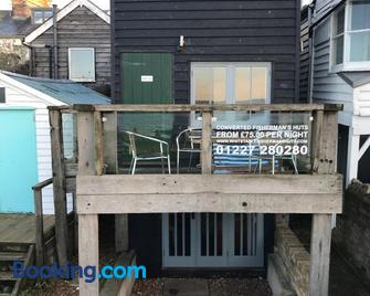 Whitstable Fisherman's Huts and New Warehouse Holiday Lets - Whitstable - Gebäude