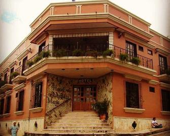 Hotel Acropolis Maya - Copán (sitio arqueológico) - Edificio