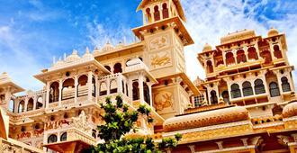 Chunda Palace - Udaipur - Rakennus
