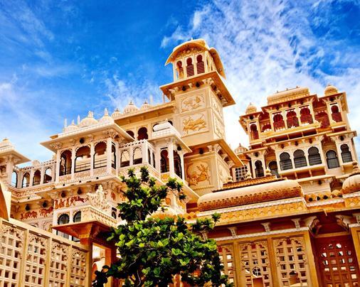 Chunda Palace - Udaipur - Κτίριο