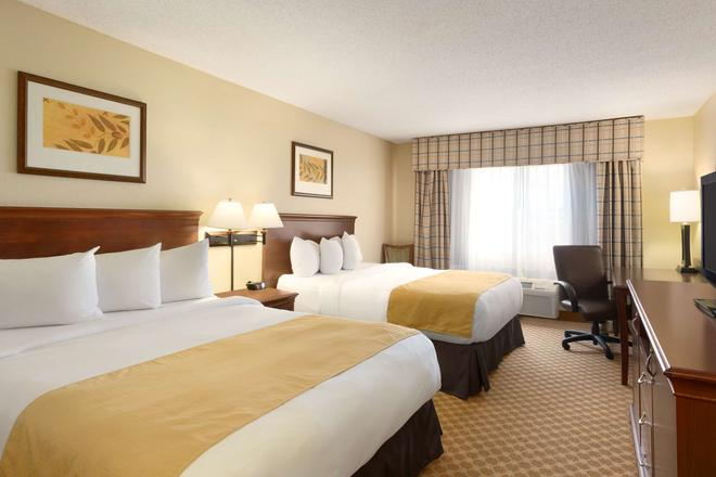 Country Inn & Suites by Radisson, Rochester, MN - Rochester - Schlafzimmer