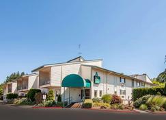 Quality Inn And Suites Vancouver - Vancouver - Edifício
