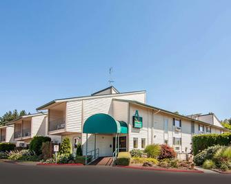 Quality Inn And Suites Vancouver - Vancouver - Edificio
