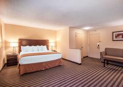 Quality Inn & Suites - Vancouver - Bedroom
