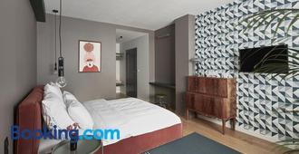 Bez Kantów Boutique Rooms - Warsaw - Bedroom