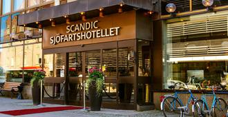 Scandic Sjöfartshotellet - Stockholm - Building