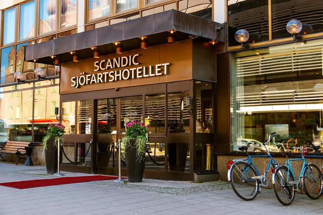斯堪迪克海運酒店 - 斯德哥爾摩 - 斯德哥爾摩 - 建築