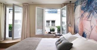 Hotel Max - פריז - חדר שינה