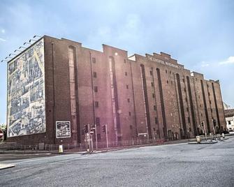 Victoria Warehouse Hotel - Manchester - Bygning