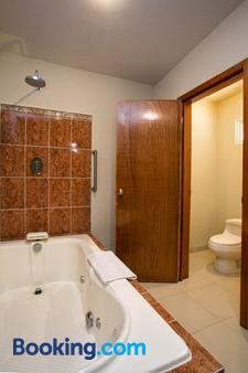 Hotel Paraíso Inn - Palenque - Bathroom