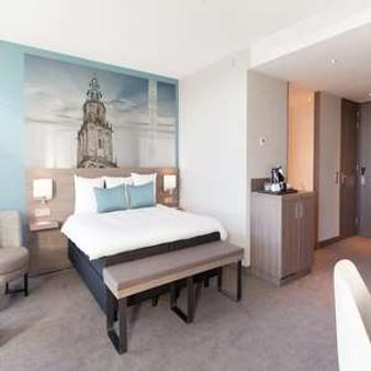 Van der Valk Hotel Groningen-Hoogkerk - Groningen - Schlafzimmer