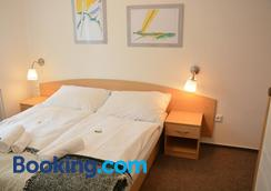 維拉波希米亞旅館 - 布拉格 - 臥室
