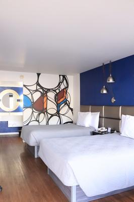 University Inn - Tucson - Phòng ngủ