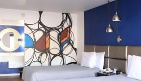 University Inn - Tucson - Bedroom