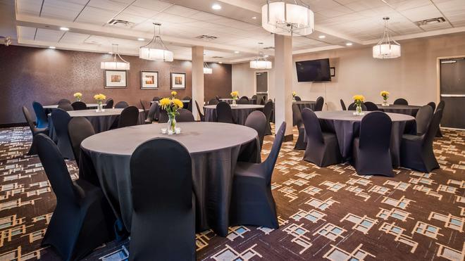 Best Western Plus Atrium Inn & Suites - Clarksville - Juhlasali
