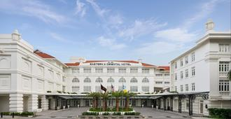 Eastern And Oriental Hotel - George Town - Gebouw