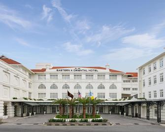 Eastern And Oriental Hotel - George Town - Bangunan