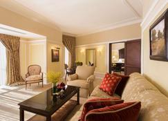 فندق ريجنسي، الكويت - السالمية - غرفة معيشة