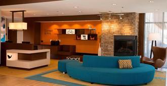 Fairfield Inn & Suites Durango - Durango - Vastaanotto