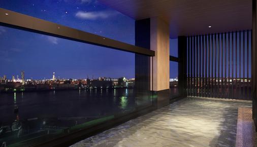日本環球影城森格拉爾天空spa飯店 - 大阪 - 室外景