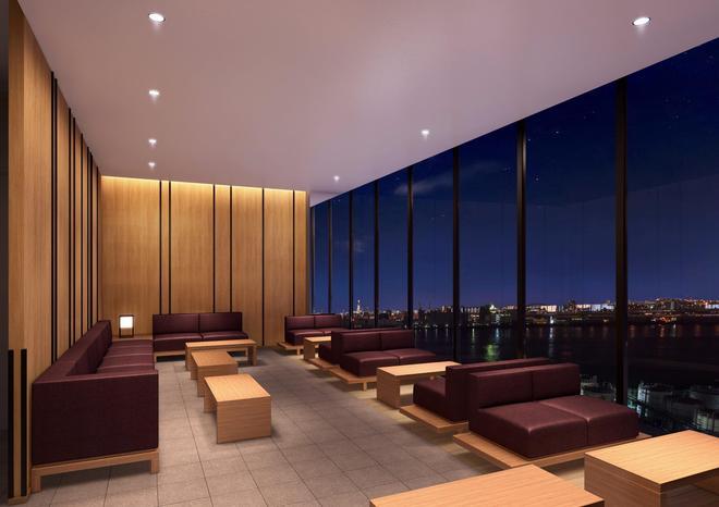 더 싱굴라리 호텔 & 스카이스파 앳 유니버설 스튜디오 재팬 TM - 오사카 - 라운지