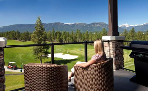 Copper Point Resort - Invermere - Balcony