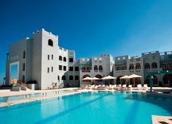 Fanadir Hotel El Gouna - El Gouna - Rakennus
