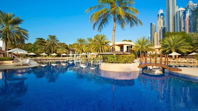 Habtoor Grand Resort, Autograph Collection - Dubai - Pool
