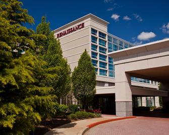 Renaissance Newark Airport Hotel - Elizabeth - Gebäude