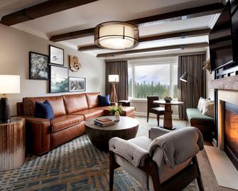 Fairmont Chateau Whistler - Whistler - Bedroom