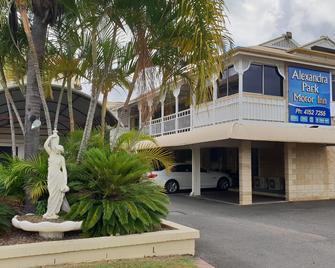 Alexandra Park Motor Inn - Bundaberg - Building