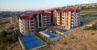 Panorama Resort&Suites - ירבאן - בניין
