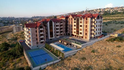 Panorama Resort&Suites - Γιερεβάν - Κτίριο