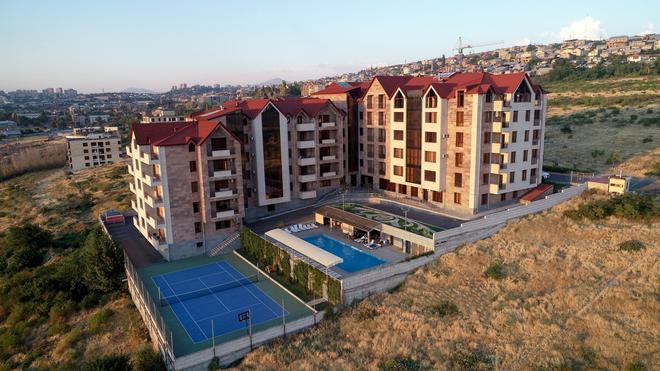 Panorama Resort&Suites - Jerevan - Rakennus