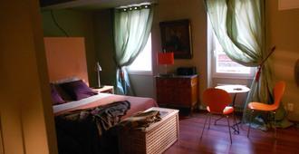 Le Crocodile Rouge Chambres d'hôtes - Perpignan - Living room