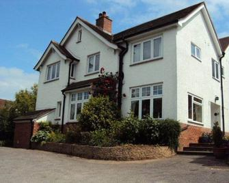 Coombe Bank Guest House - Sidmouth - Gebouw