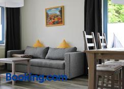 Appartementhaus Alter Speicher - Klink - Living room