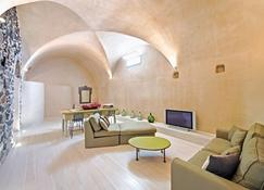 Pyrgos Old Winery Villa - Σαντορίνη - Σαλόνι