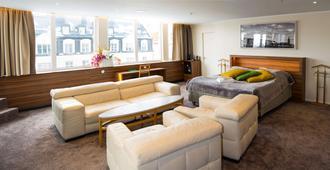 Best Western Hotel Fridhemsplan - Stockholm - Bedroom