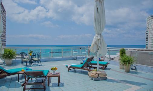The Lusky- Great Small Hotel - Tel Aviv - Balcony