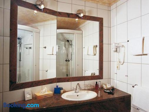 Moselstern-Hotel 'Brixiade & Triton' - Cochem - Μπάνιο