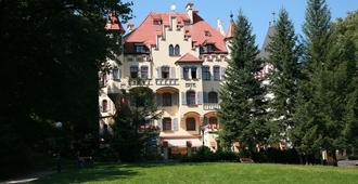 里特別墅酒店 - 卡羅維瓦立 - 卡羅維發利 - 建築