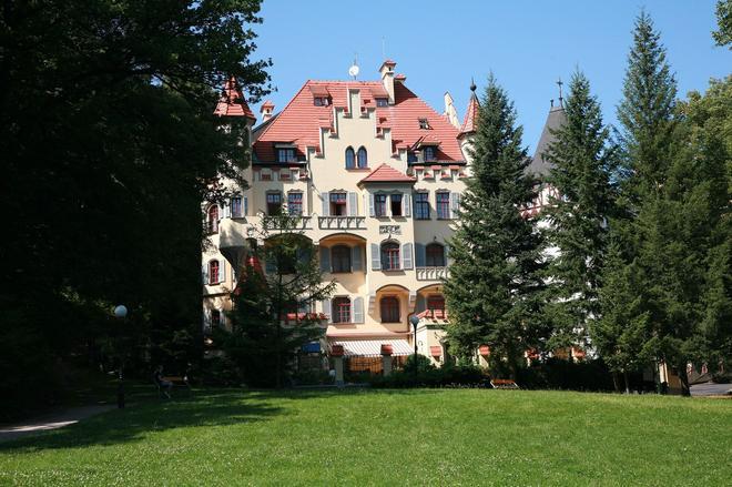 Hotel Villa Ritter - Κάρλοβυ Βάρυ - Κτίριο