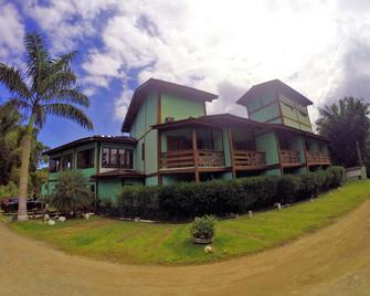 Recanto Verde Praia Hotel - Juquei - Edifício