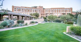 JW Marriott Tucson Starr Pass Resort & Spa - Tucson - Building