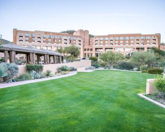 JW Marriott Tucson Starr Pass Resort & Spa - Tucson - Building