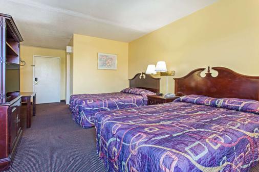 馬納薩斯戴斯酒店/I-66 - 馬納沙斯 - 馬納薩斯 - 臥室