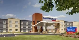 Fairfield Inn & Suites by Marriott Madison West/Middleton - Middleton - Edificio