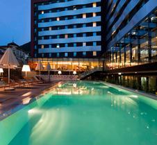 諾富特盧加諾天堂酒店